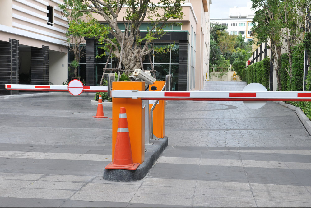 Security Traffic Barriers
